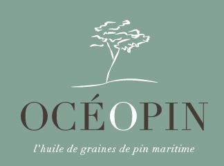 Logo de la marque Océopin - Blog beauté Les Mousquetettes