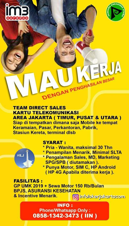Lowongan Kerja Pandawa kreasindo Utama Jakarta Februari 2019