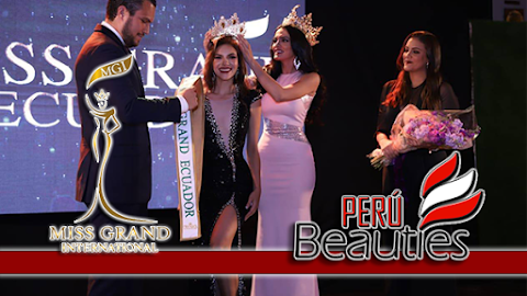 Mara Stefica Topic Verduga es Miss Grand Ecuador 2019