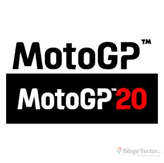 MotoGP 2020 Logo vector (.cdr)