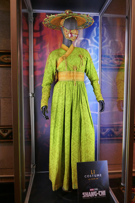 Fala Chen Shang-Chi Li movie costume