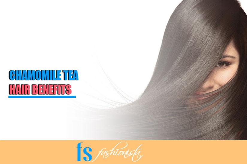 Chamomile Tea Hair Benefits
