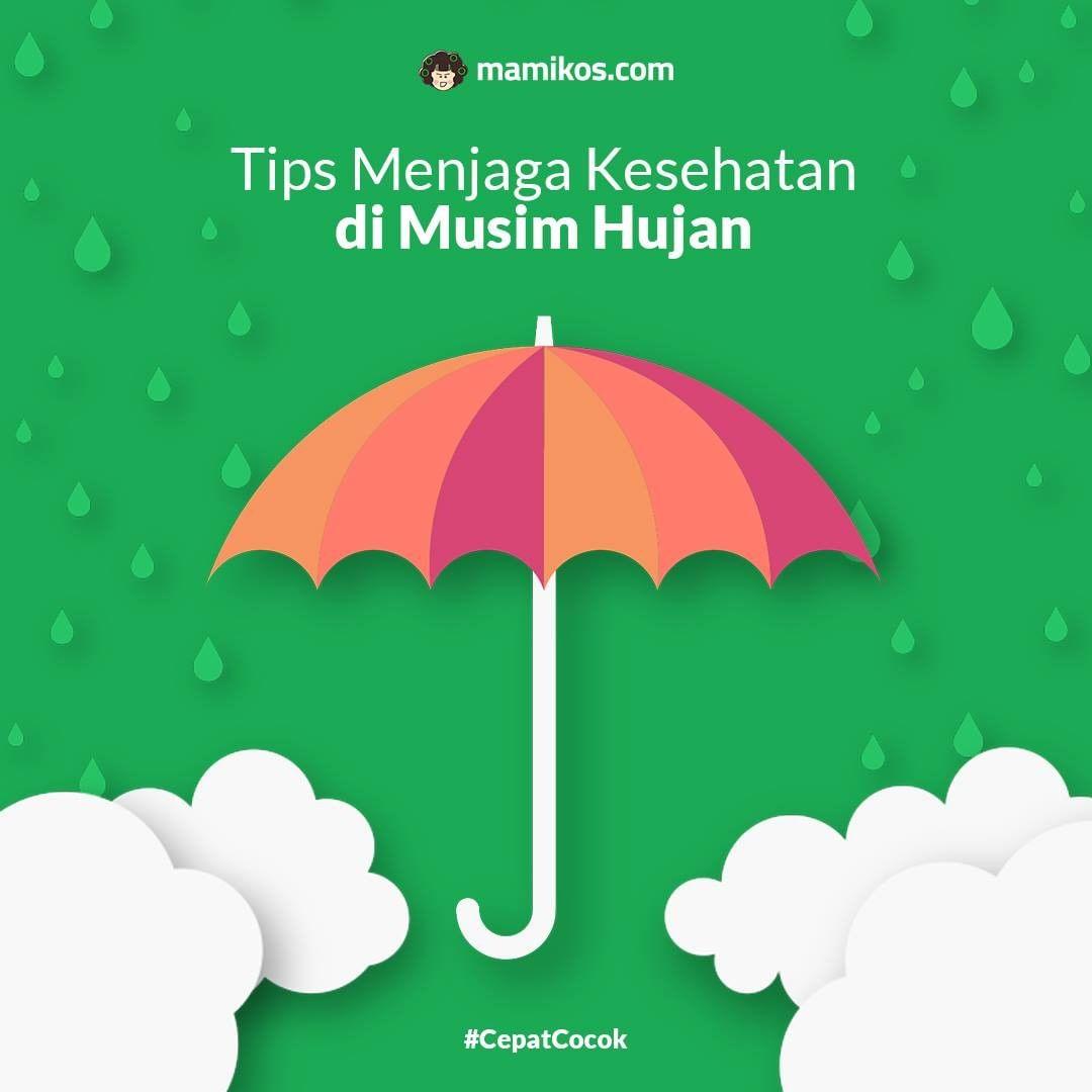 Tips Menjaga Kesehatan di Musim Hujan yang Jarang ...