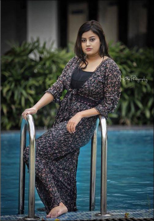 Ansiba Hassan Photoshoot