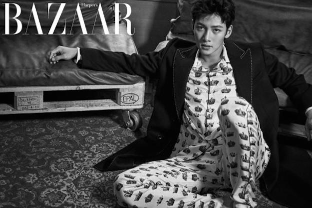 Ji Chang Wook, Ji Chang Wook 2016, Ji Chang Wook Harpers Bazaar, 지창욱, The K2