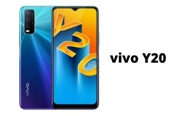 Vivo Y20, HP Vivo Terbaru dengan Harga Murah Meriah