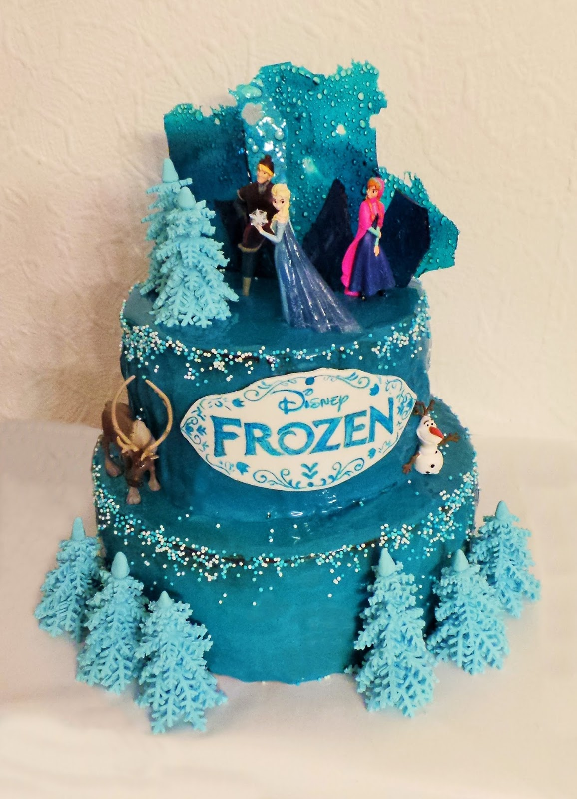 Sandy S Kitchendreams Frozen Kuchen