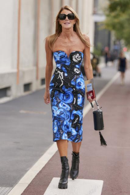 Модные образы яркой одежды 14