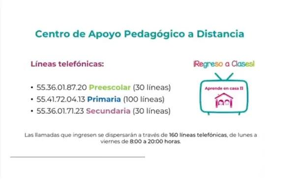 Centro de Apoyo Pedagógico a Distancia