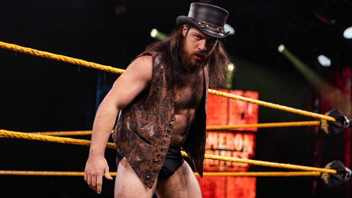 Finn Bálor diz que Cameron Grimes é um dos talentos mais subestimados do WWE NXT