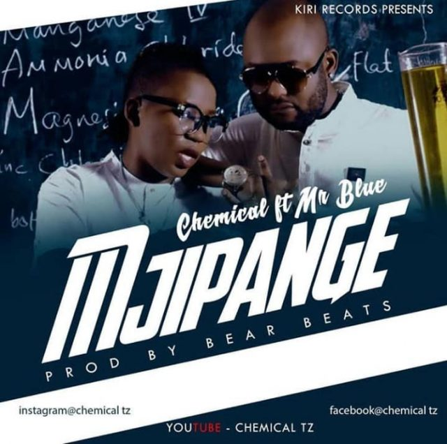 Instrumental : Chemical Ft Mr Blue – Mjipange ( BEAT