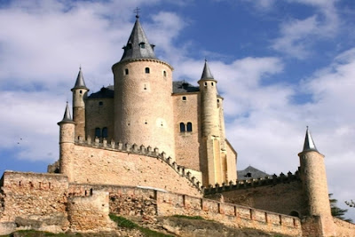 Замъкът Алкасар де Сеговия