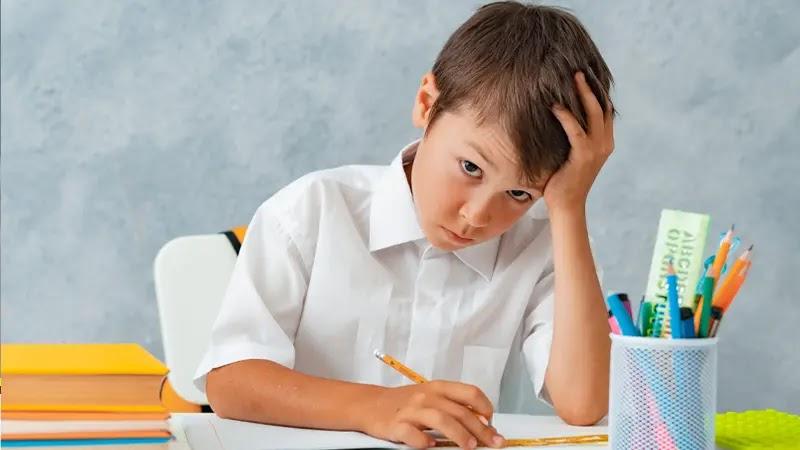 انواع صعوبات التعلم