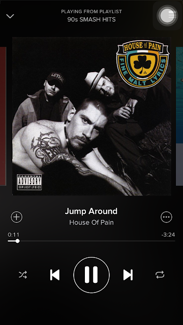 Jump Around - House of Pain