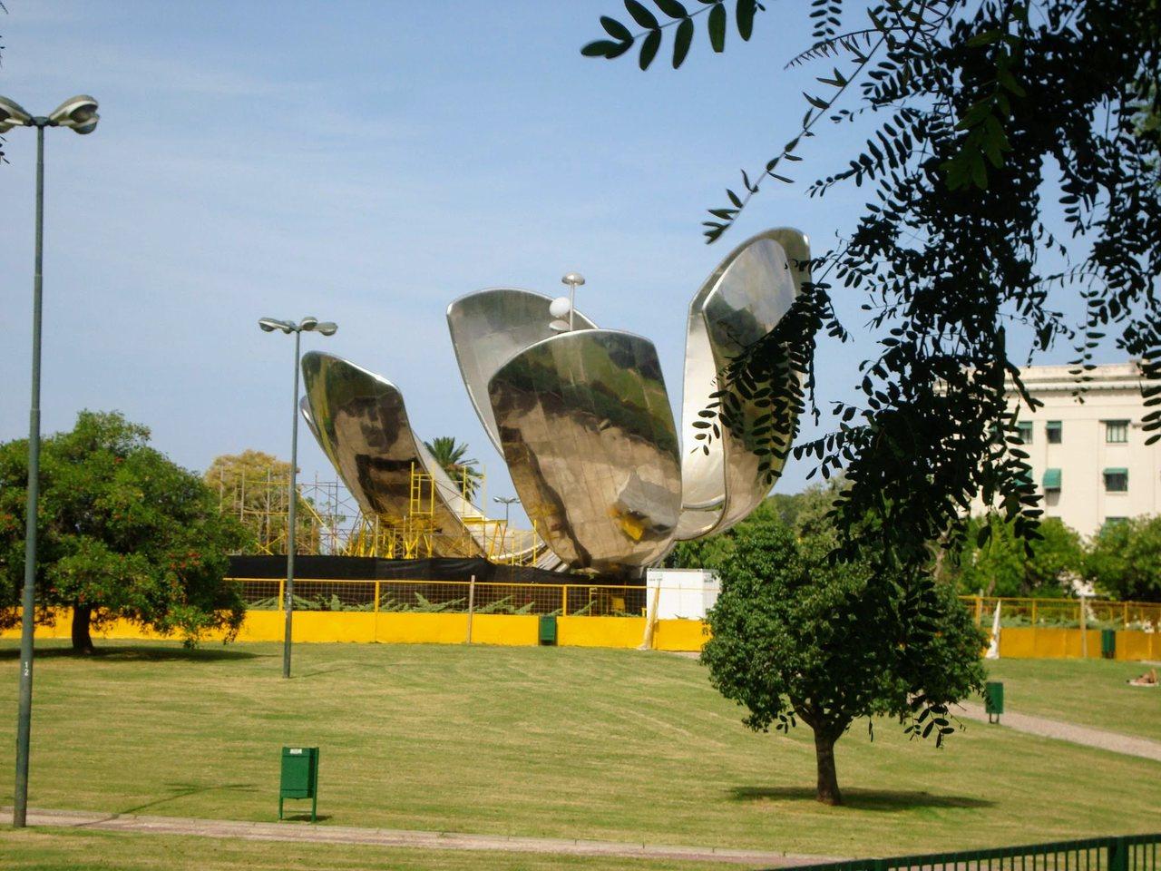 Bosques e Praças - um passeio pela área verde de Buenos Aires