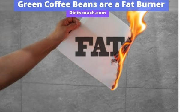 Green Coffee Beans are a Fat Burner