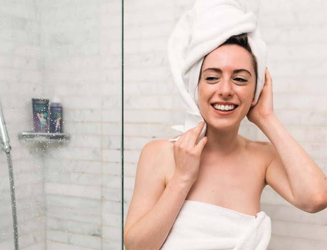 Tomar banho antes dormir