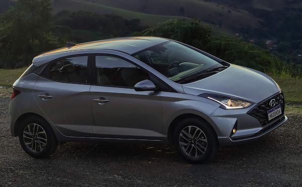 Hyundai HB20 foi o veículo mais vendido do Brasil em setembro