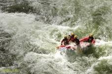 Rafting Sungai Alas