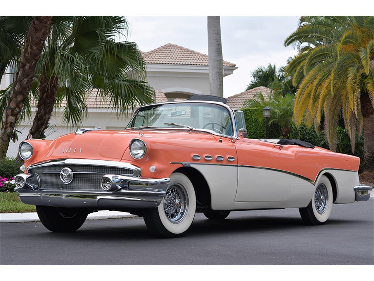 Buick Roadmaster Convertible 76C 1956 – Autoshow