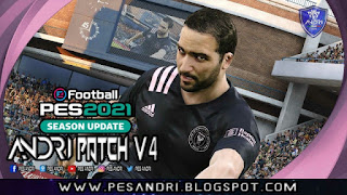 PES 2021 Andri Patch v4.0 AIO For PC