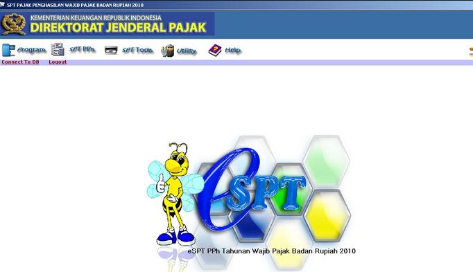 Cara Install E-SPT PPh 21 Terbaru