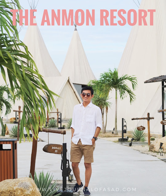 The ANMON Resort Penginapan Mewah Ala Mongolian Tent di Bintan