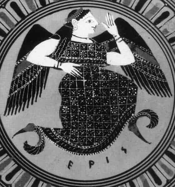 Eris - Godess of strife and discord