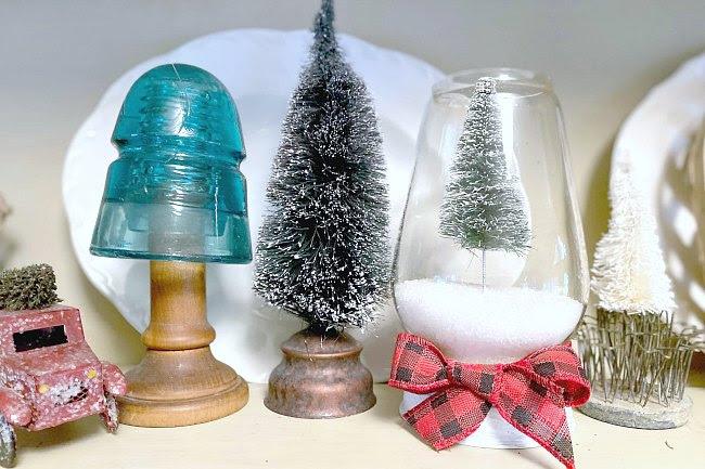 Make a Snow Globe from a Lantern
