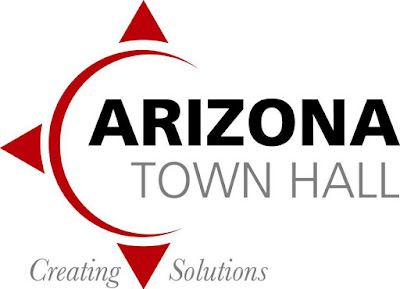AZ Town Hall logo