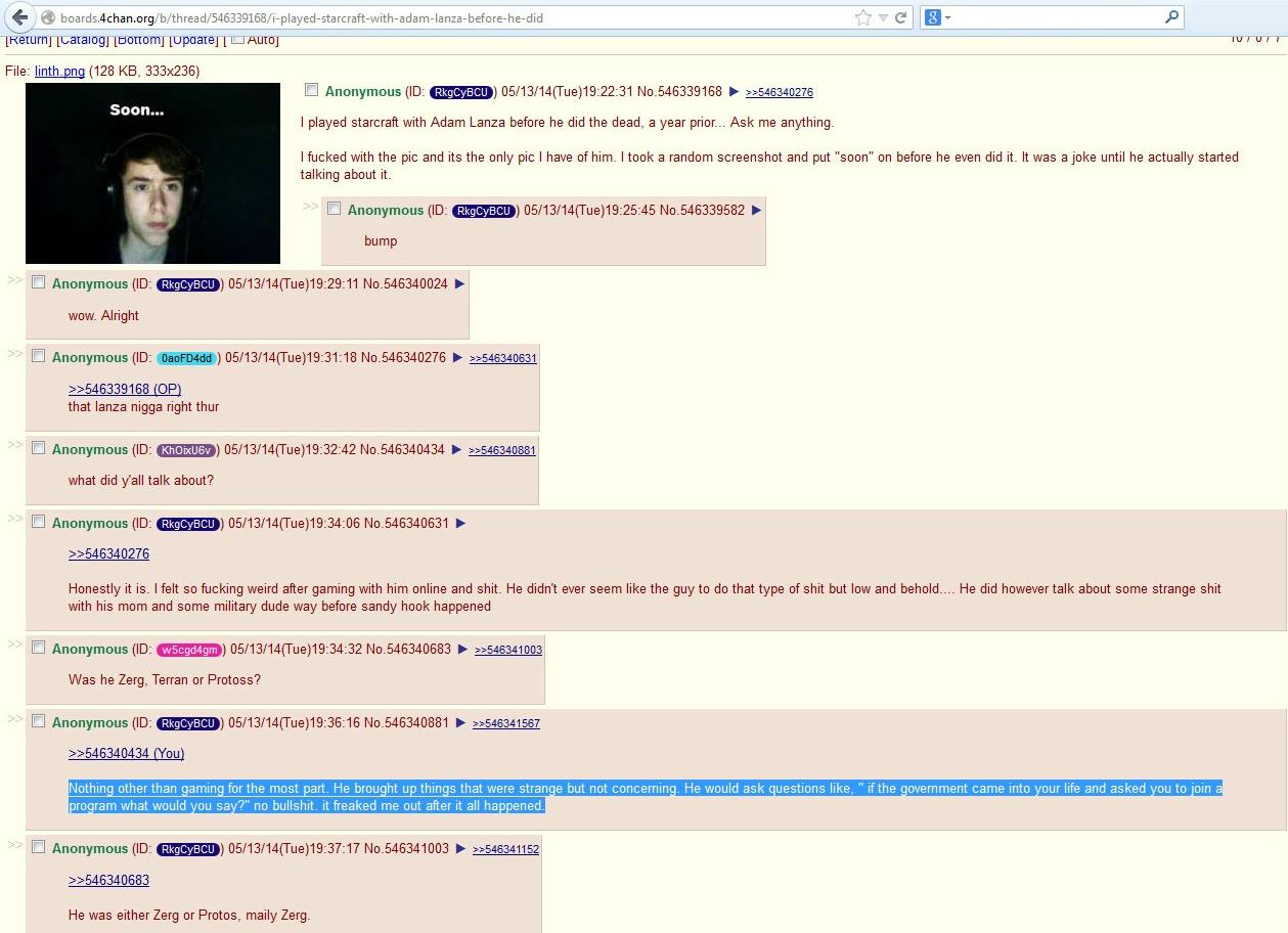 4chan image board