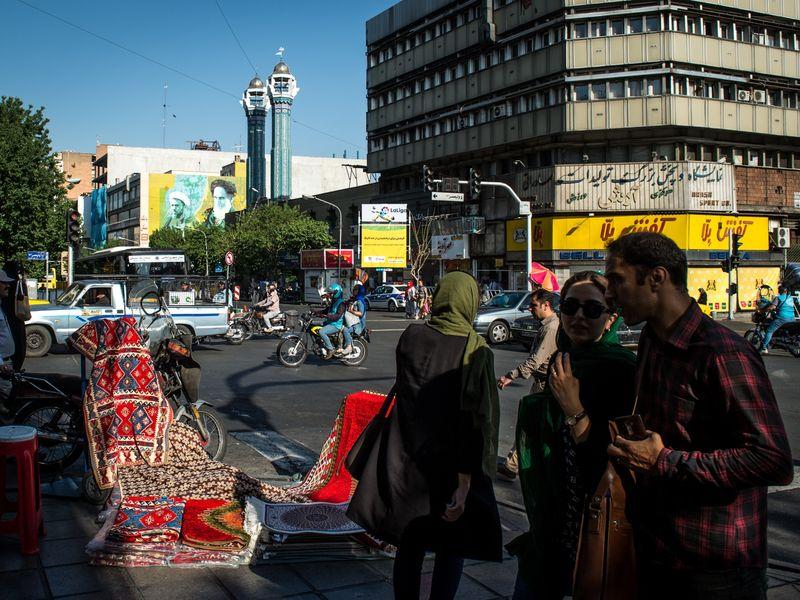 Iran Says Diplomatic Path Shut After U.S. Sanctions Khamenei....