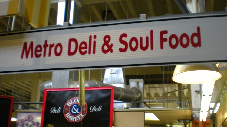 Soul Food Restaurants Downtown