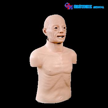 Manekin CPR Dan Intubasi Untuk Orang Tua