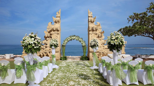 Wedding Bells in Bali