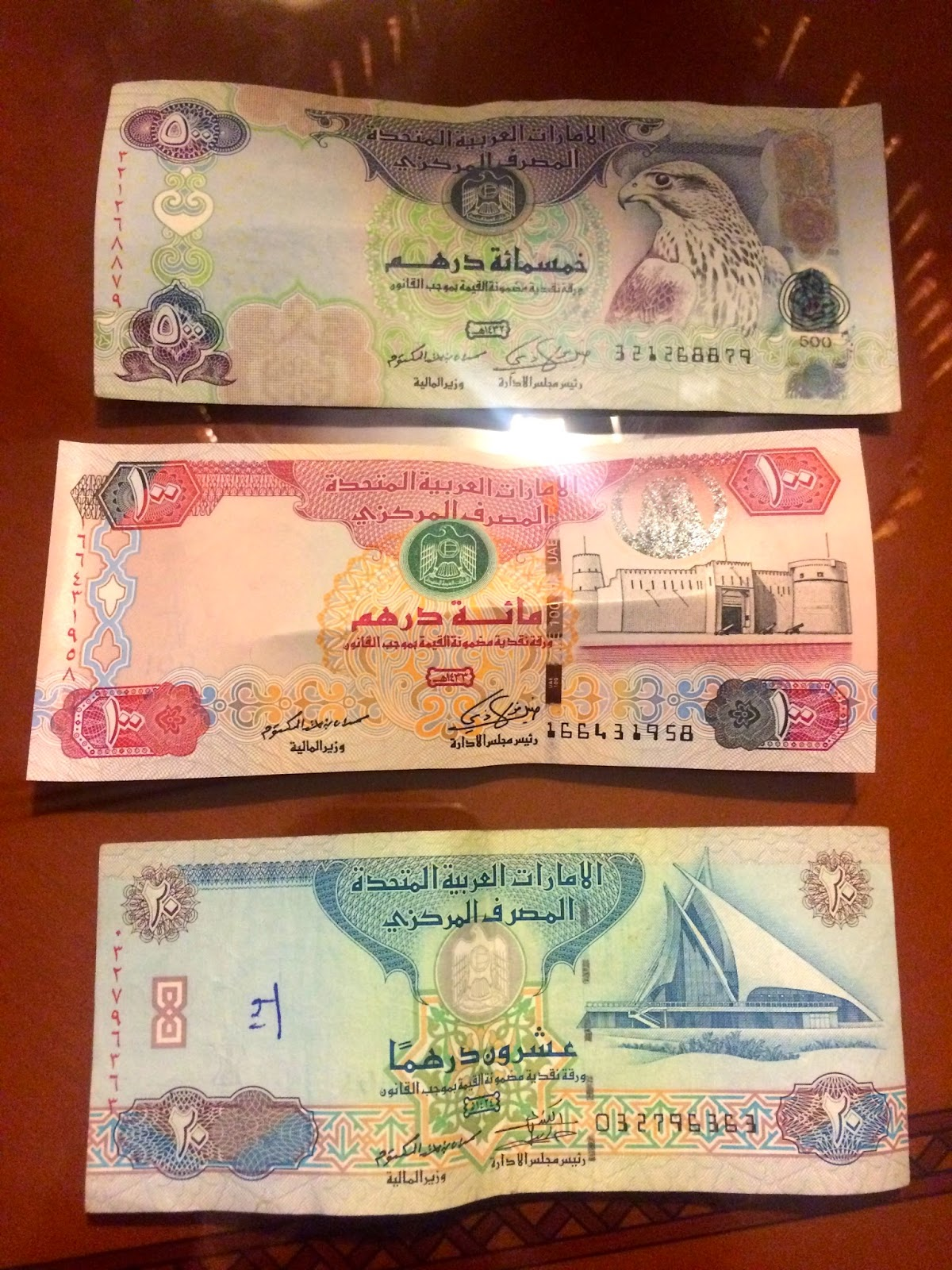 The Currency In United Arab Emirates Are Called Dirhams 1 Us Dollar Is Curly About 3 7