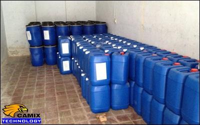 Bảo quản hóa chất khử màu nước thải dệt nhuộm – Một số lưu ý trong bảo quản, lưu trữ hóa chất