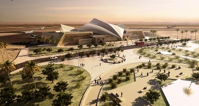 مطار نواكشوط الدولي أم التونسي Nouakchott International Airport