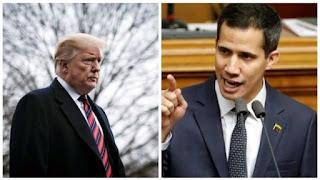 VENEZUELA: Guaidó da las gracias a Trump por reiterar su apoyo en el discurso del Estado de la Unión