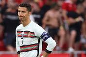 CR7 Gagal Antar Portugal Melaju Di Putaran Perempat Final Piala Euro 2020