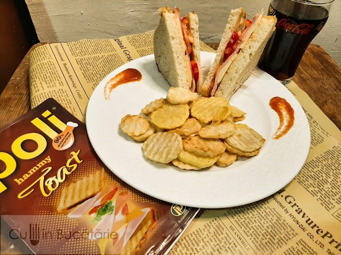 Poli Sandwich & Chips
