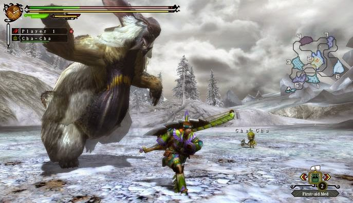 Monster hunter 3 pc game free download dulo games.