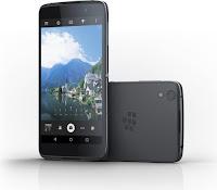Spesifikasi dan Harga BlackBerry DTEK50