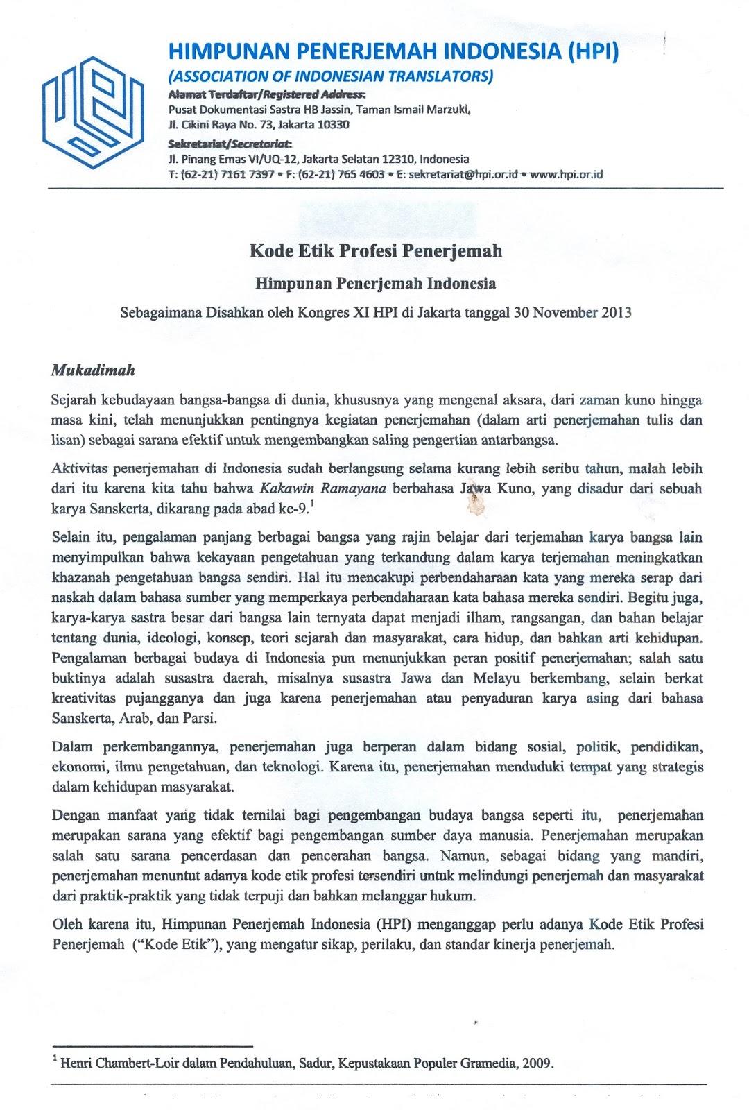 English-German-Indonesian Translation Service