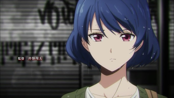 Uchida Maaya - Monochrome Lyrics (Insert Song Domestic na Kanojo Episode 10)