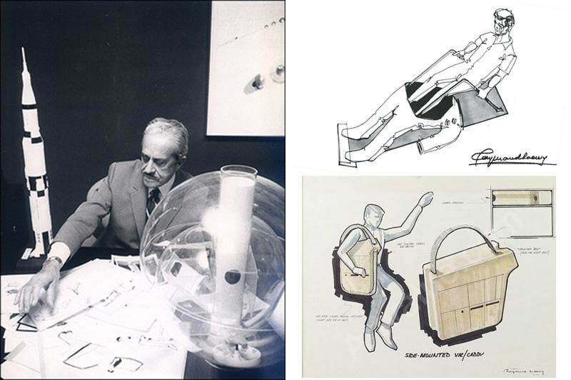 Raymond Loewy for NASA
