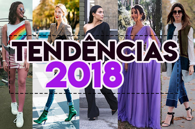 Retrospectiva 2018: Top 5 - Moda