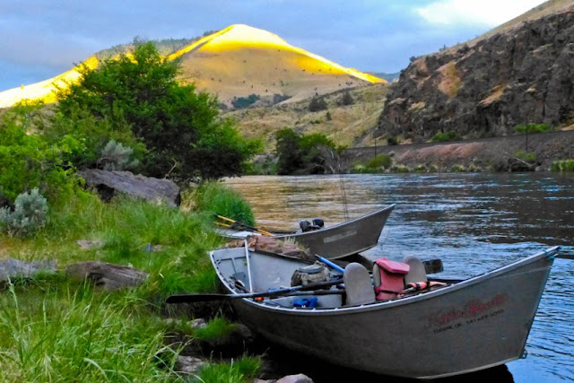 Destination Fly - Deschutes River, Pacific Northwest