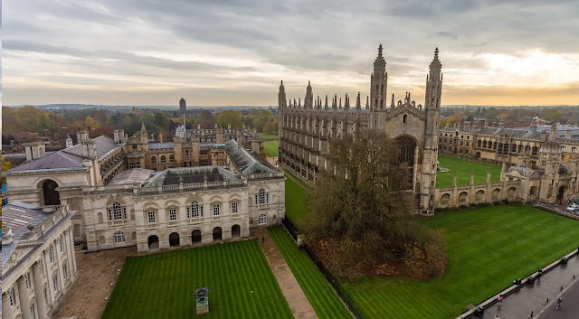 5 Best Places to Visit in Cambridge (England):