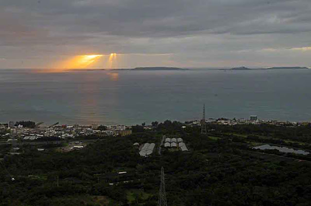 islands, New Years, morning, 2020, sunrise, Okinawa